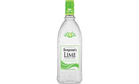 Seagram's Lime Flavored Vodka - Beverage Industry
