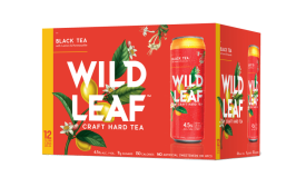 Wild Leaf Craft Hard Tea - Beverage Industry
