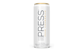 Press Hard Seltzer Pear