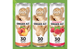 GuS Soda Ginger Ales - Beverage Industry