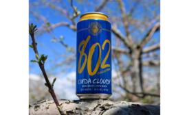Kinda Cloudy Hard Cider