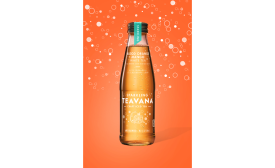 Teavana Sparkling Craft Iced Teas: Blood Orange Mango White Tea - Beverage Industry