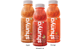 Shunya Herbal Infusions - Beverage Industry