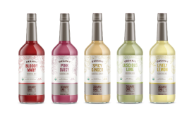 Square One Organic Cocktail Mixers