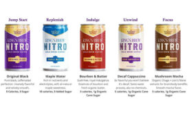 King's Brew Nitro Coffees