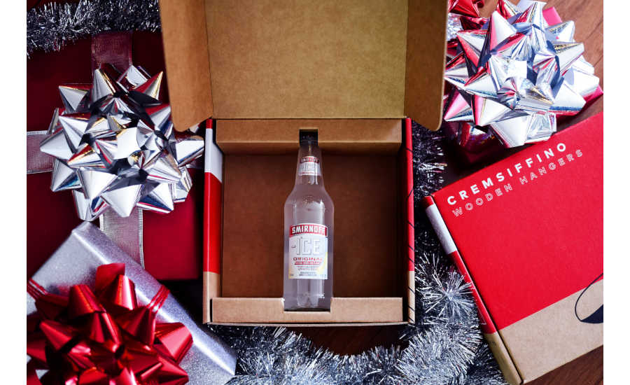 Smirnoff Ice launches Cremsiffino for holiday gift exchange