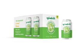 Spindrift Lime