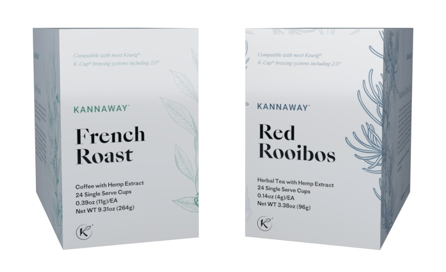Kannaway Unveils New CBD Beverage Products