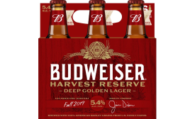 Harvest Reserve Deep Golden Lager - Beverage Industry
