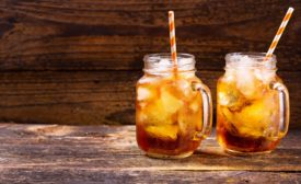 Iced tea mugs