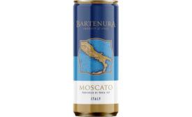 Bartenura canned Moscato