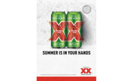 Dos Equis Summer Packaging