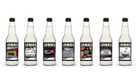 Jones Soda limited-edition labels
