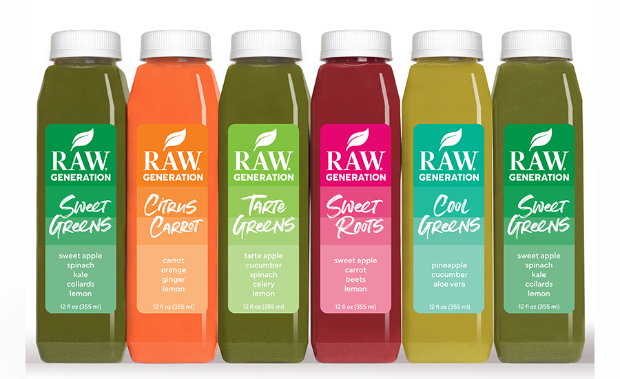 Raw Generation Skinny Cleanse