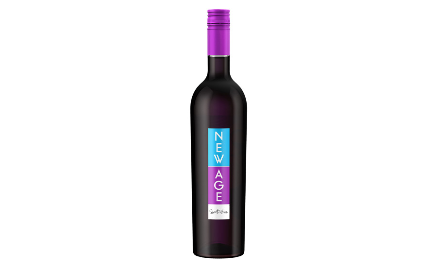Bold colors centerpiece of new wine design