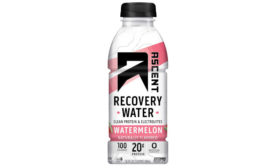 Ascent Recovery Water