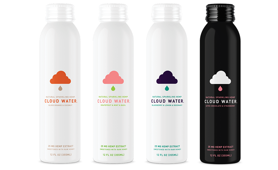 Cloud Water Aztec Strawberry