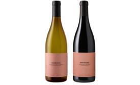 Gehricke Wines 2017 Sonoma Coast Pinot Noir, 2018 Russian River Valley Chardonnay