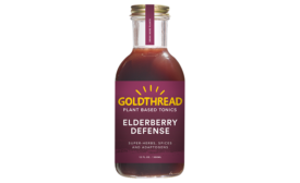 Goldthread Elderberry
