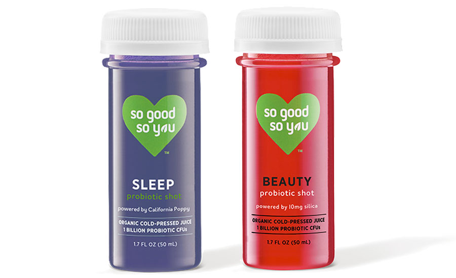 So Good So You Wellness Shots - Sleep and Beauty