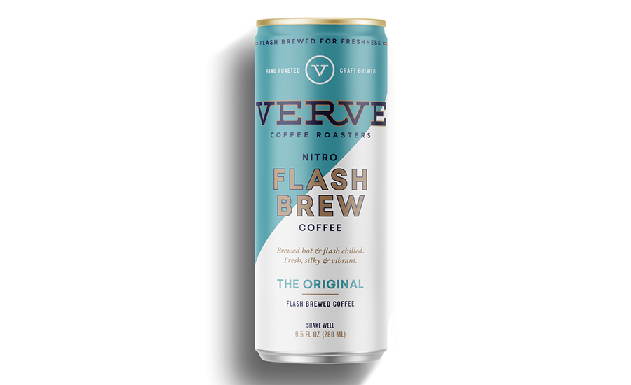 Verve Nitro Flash Brew Coffee