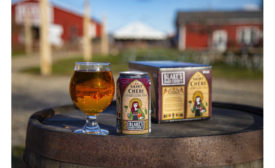 Blake's Hard Cider Saint Cheri