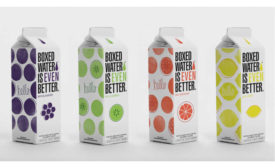 Boxed Water flavors
