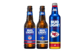 Bud Light NFL Packaging