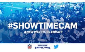 Bud Light Showtime Cam