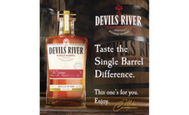 Devils River Single Barrel Bourbon