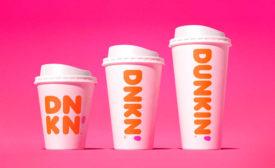 Dunkin Paper Cups