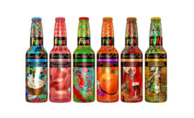 FUN WINE aluminum bottles