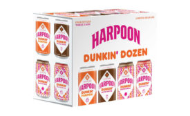 Dunkin Harpoon Coffee Beers