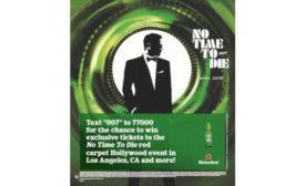 Heineken James Bond Promo