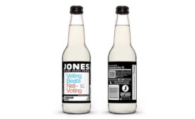 Jones Soda Voting Bottles