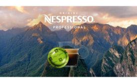 Nespresso Professionals Peru Organic