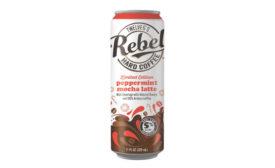 Rebel Hard Coffee Peppermint Mocha