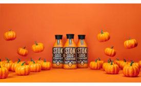Stok Cold Brew Pumpkin Spice