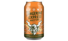 Stone Brewing Tanergine Hazy IPA
