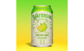 Waterloo Sparkling Water Lemon Lime
