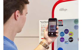 Coca-Cola Freestyle Contactless Technology