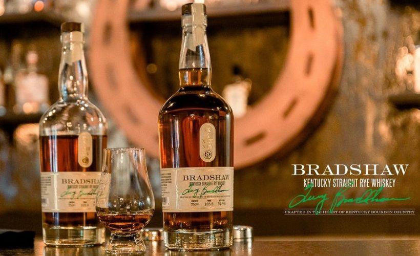 Terry Bradshaw Bourbon and Green River Spirits Co.