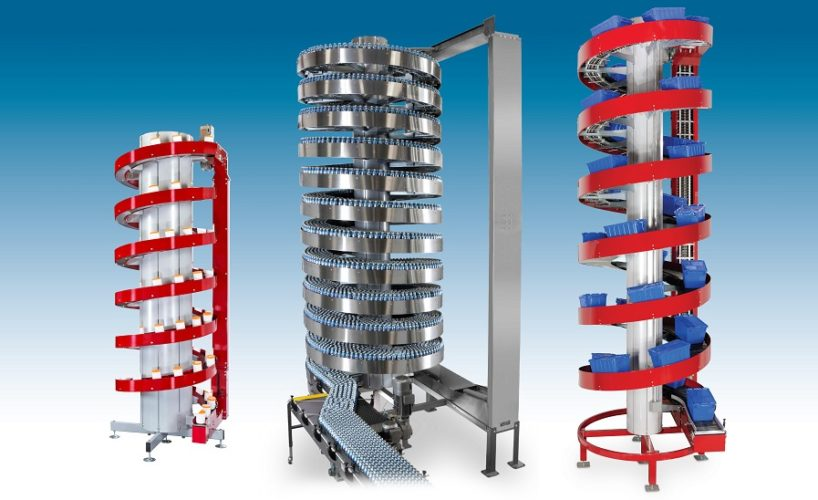 Spiral Conveyors from Ryson