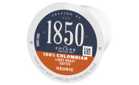 1850 Coffee QR codes K-Cups