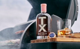 TX Blended Whiskey and TX Straight Bourbon