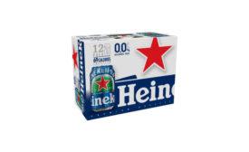 Heineken 0.0 12-pack