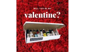 Shot Box Valentine's Day