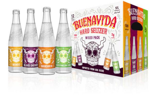 Buenavida Hard Seltzer