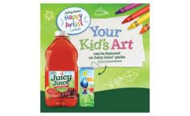 Juicy Juice Happy Artist Contest