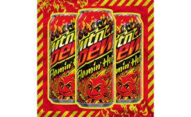 MTN DEW Flamin Hot